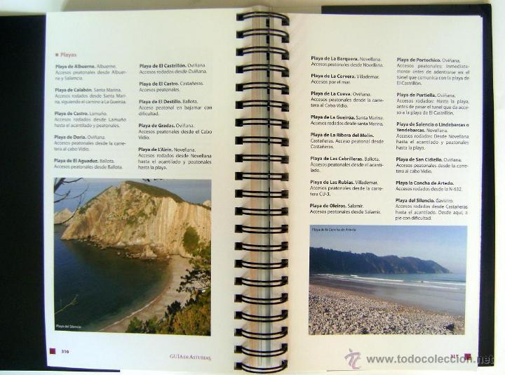 Libros: GUIA DE ASTURIAS 2010. EDICIÓN ESPECIAL PARA DURO FELGUERA - Foto 9 - 40307854