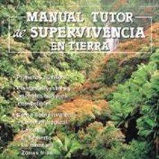 Libros: ORIENTACIÓN. MANUAL TUTOR DE SUPERVIVENCIA EN TIERRA - FRANK C. CRAIGHEAD/JOHN J. CRAIGHEAD. Lote 43264074