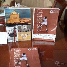 Libros: CACERES: ANUARIO DE CACERES Y PROVINCIA 2007. Lote 52542219