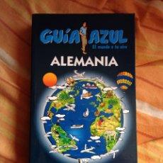 Libros: GUÍA AZUL ALEMANIA. Lote 55683629