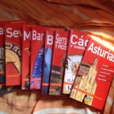 Libros: COLECCIÓN DE GUÍAS ANAYA. Lote 55683665