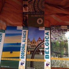 Libros: LOTE DE GUÍAS. Lote 55683969