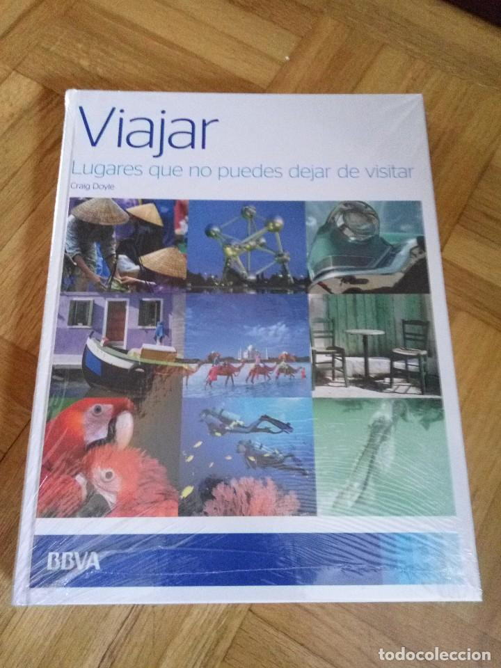 VIAJAR. LUGARES QUE NO PUEDES DEJAR DE VISITAR (Libros Nuevos - Ocio - Guía de Viajes)