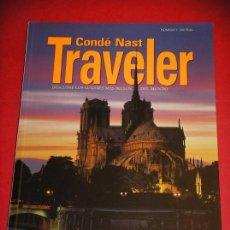 Libros: CONDÉ NAST TRAVELER, PARIS, GUIA DE VIAJE, ERCOM A8. Lote 87775212