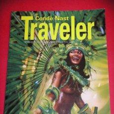 Libros: CONDÉ NAST TRAVELER, BRASIL, GUIA DE VIAJE, ERCOM A8. Lote 87775852