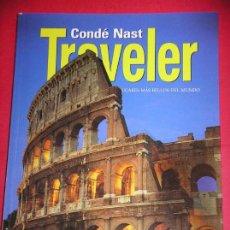 Libros: CONDÉ NAST TRAVELER, ROMA, GUIA DE VIAJE, ERCOM A8. Lote 87776364
