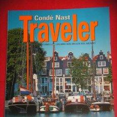 Libros: CONDÉ NAST TRAVELER, AMSTERDAM, GUIA DE VIAJE, ERCOM. Lote 87776856