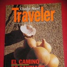 Libros: CONDÉ NAST TRAVELER, EL CAMINO DE SANTIAGO, GUIA DE VIAJE, ERCOM A8. Lote 87777384