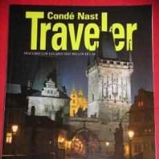 Libros: CONDÉ NAST TRAVELER, PRAGA, GUIA DE VIAJE, ERCOM A8. Lote 87777452