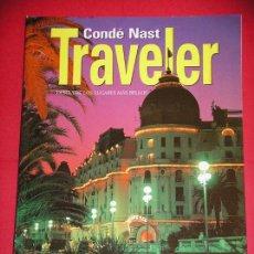 Libros: CONDÉ NAST TRAVELER, COSTA AZUL, GUIA DE VIAJE, ERCOM A8. Lote 87777976