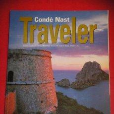 Libros: CONDÉ NAST TRAVELER, BALEARES, GUIA DE VIAJE, ERCOM A8. Lote 87778264