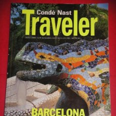Libros: CONDÉ NAST TRAVELER, BARCELONA, COSTA BRAVA, GIRONA Y TARRAGONA, GUIA DE VIAJE, ERCOM A8. Lote 87778804