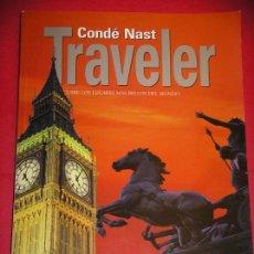 Libros: CONDÉ NAST TRAVELER, LONDRES, GUIA DE VIAJE, ERCOM A8. Lote 87779204