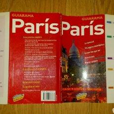 Libros: GUIA PARIS ANAYA TOURING CLUB. Lote 94269204