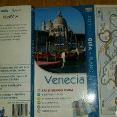 Libros: GUIA VENECIA TOP 10 EL PAIS AGUILAR. Lote 94269462