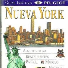 Livros: GUIA VISUAL DE NUEVA YORK,EEUU.. Lote 94974707