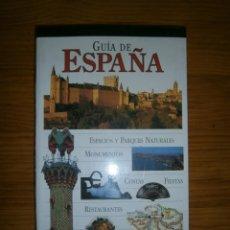 Libros: GIA DE ESPAÑA (NUEVA). Lote 95075987