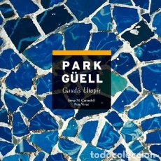 Libros: PARK GUELL. GAUDIS UTOPIE. (ALEMAN). SERIE 4 TRIANGLE POSTALS, S.L.. Lote 95166478