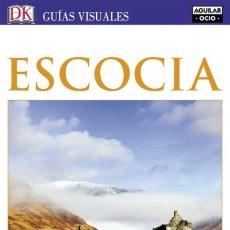 Libros: GUÍAS VISUALES. ESCOCIA AGUILAR. Lote 95777968