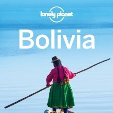 Libros: BOLIVIA LONELY PLANET. Lote 98001106