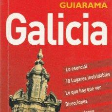 Libros: 2006.GUIARAMA. GALICIA. ED. ANAYA. GUIA SOBRE GALICIA. PLANOS,SITIOS DIRECCIONES...(5 FOTOS ).. Lote 99614927