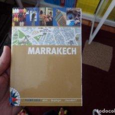Libros: GUÍA DE VIAJES DE MARRAKECH. Lote 104783999