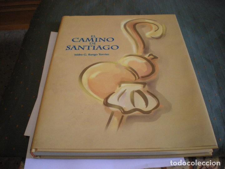 LIBRO SOBRE EL CAMINO DE SANTIAGO ESPASA CALPE (Libros Nuevos - Ocio - Guía de Viajes)