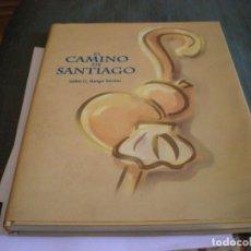 Libros: LIBRO SOBRE EL CAMINO DE SANTIAGO ESPASA CALPE. Lote 105881283