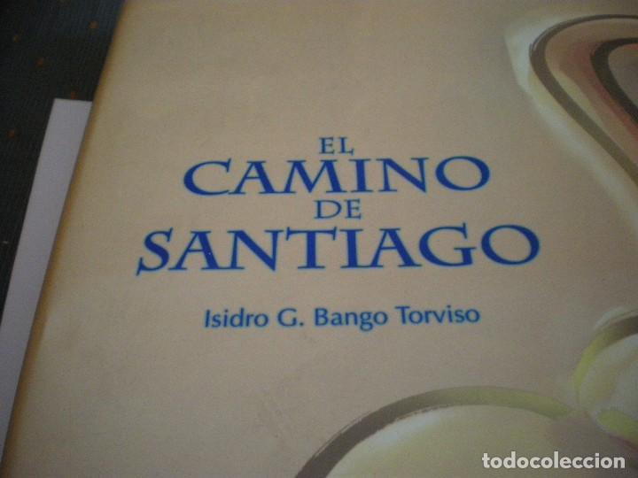 Libros: LIBRO SOBRE EL CAMINO DE SANTIAGO ESPASA CALPE - Foto 2 - 105881283