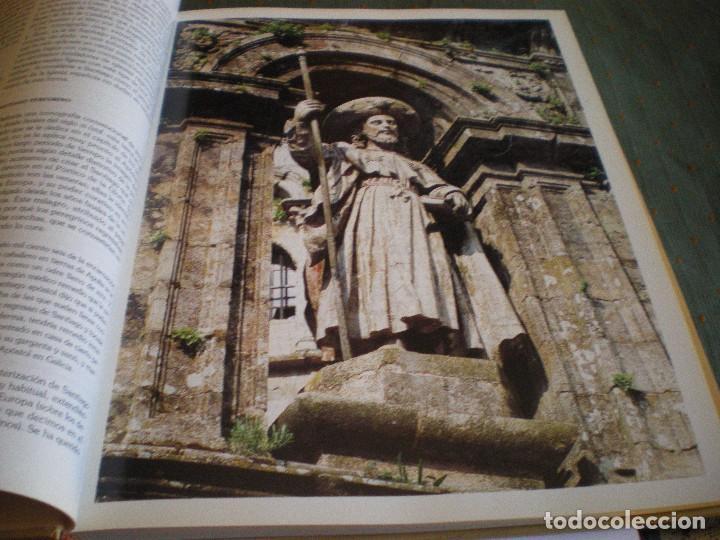 Libros: LIBRO SOBRE EL CAMINO DE SANTIAGO ESPASA CALPE - Foto 3 - 105881283