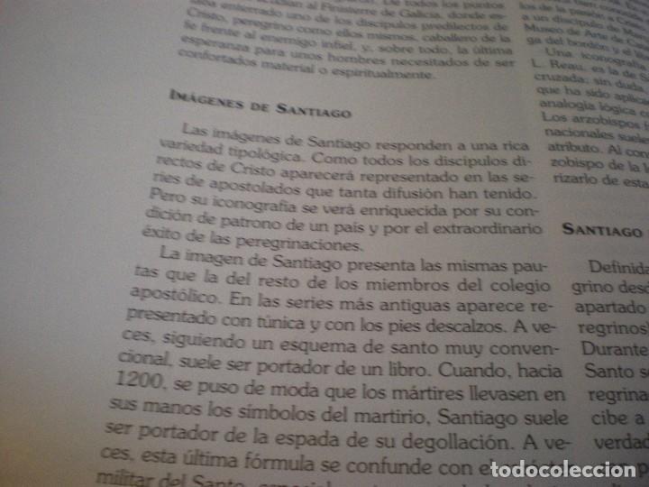 Libros: LIBRO SOBRE EL CAMINO DE SANTIAGO ESPASA CALPE - Foto 4 - 105881283