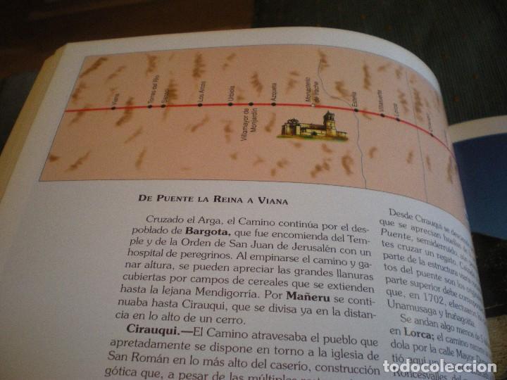 Libros: LIBRO SOBRE EL CAMINO DE SANTIAGO ESPASA CALPE - Foto 6 - 105881283
