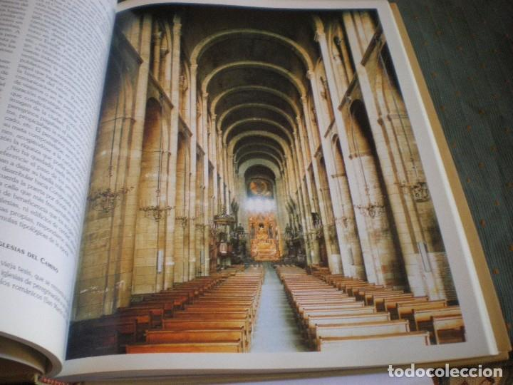 Libros: LIBRO SOBRE EL CAMINO DE SANTIAGO ESPASA CALPE - Foto 7 - 105881283