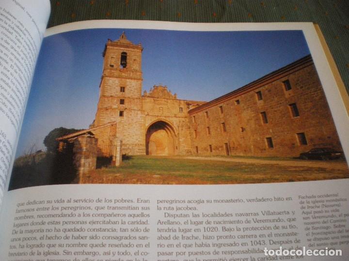 Libros: LIBRO SOBRE EL CAMINO DE SANTIAGO ESPASA CALPE - Foto 8 - 105881283
