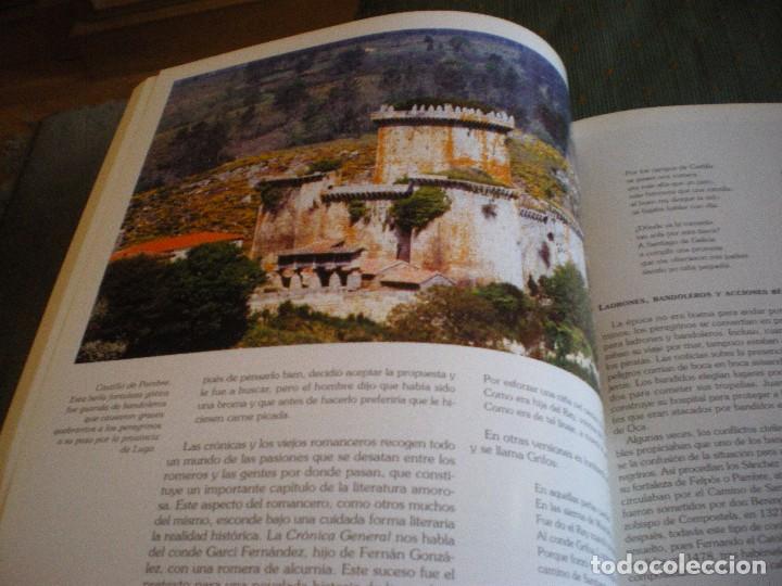 Libros: LIBRO SOBRE EL CAMINO DE SANTIAGO ESPASA CALPE - Foto 9 - 105881283