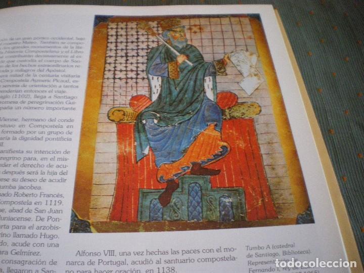 Libros: LIBRO SOBRE EL CAMINO DE SANTIAGO ESPASA CALPE - Foto 10 - 105881283