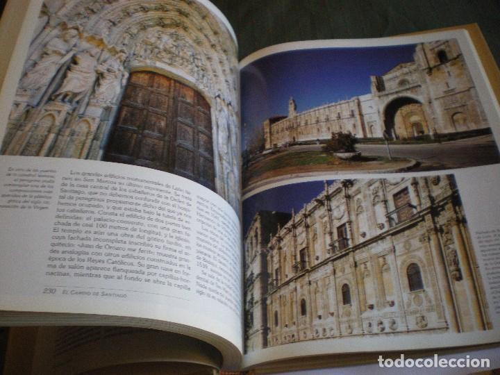 Libros: LIBRO SOBRE EL CAMINO DE SANTIAGO ESPASA CALPE - Foto 12 - 105881283