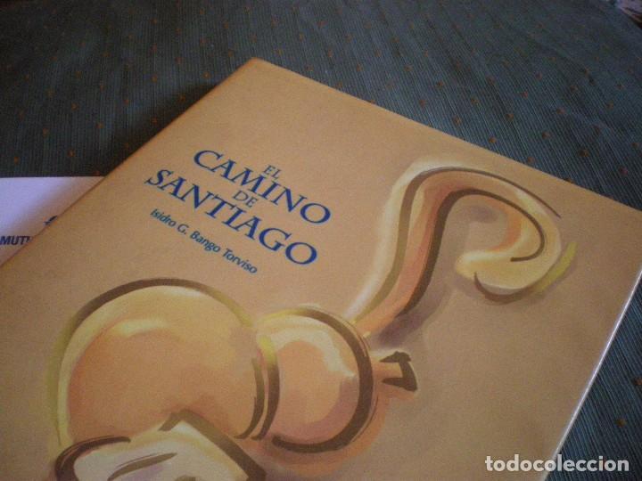 Libros: LIBRO SOBRE EL CAMINO DE SANTIAGO ESPASA CALPE - Foto 17 - 105881283