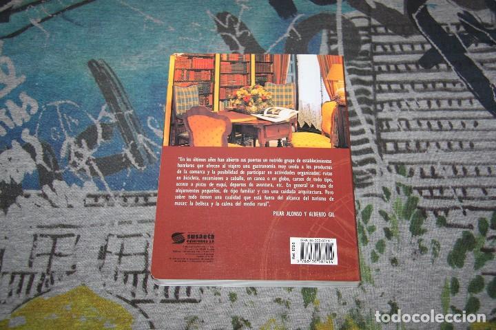 Libros: Posadas y Hoteles Rurales - Alojamientos En Aldeas / Parajes - Pilar Alonso - Alberto Gil - 872-5 - Foto 2 - 107004319