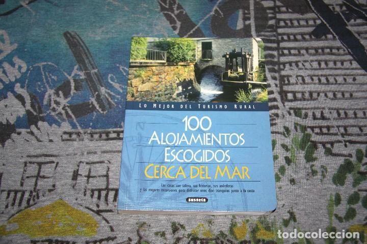 LO MEJOR DEL TURISMO RURAL - 100 ALOJAMIENTOS ESCOGIDOS CERCA DEL MAR - SUSAETA - 872-3 (Libros Nuevos - Ocio - Guía de Viajes)