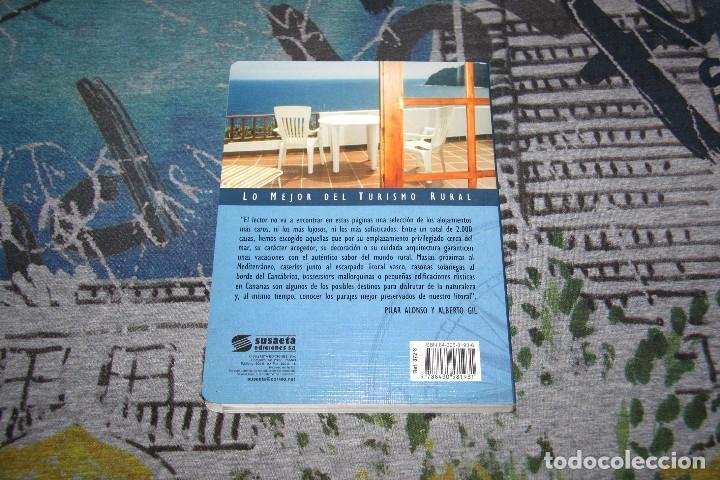 Libros: Lo Mejor Del Turismo Rural - 100 Alojamientos Escogidos Cerca Del Mar - Susaeta - 872-3 - Foto 2 - 107004567