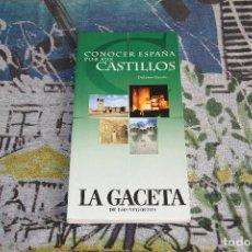 Libros: CONOCER ESPAÑA POR SUS CASTILLOS - LA GACETA DE LOS NEGOCIOS - DOLORES GASSÓS. Lote 107005919