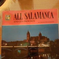 Libros: ALL SALAMANCA. Lote 109209855