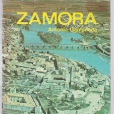 Libros: LIBRO - ZAMORA - AUTOR ANTONIO GAMONEDA - AÑO 1981 - EDICION ESPAÑOLA A COLOR. Lote 114456227