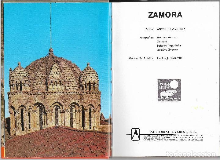 Libros: LIBRO - ZAMORA - AUTOR ANTONIO GAMONEDA - AÑO 1981 - EDICION ESPAÑOLA A COLOR - Foto 3 - 114456227