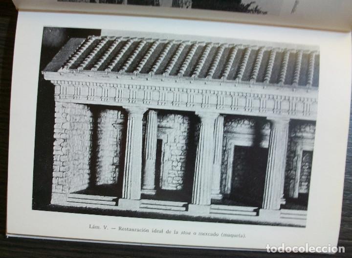 Libros: AMPURIAS. GUIA ITINERARIA. E. RIPOLL PERELLO. 1976 - Foto 2 - 118068623
