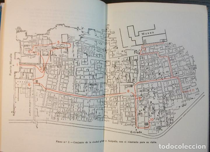 Libros: AMPURIAS. GUIA ITINERARIA. E. RIPOLL PERELLO. 1976 - Foto 4 - 118068623