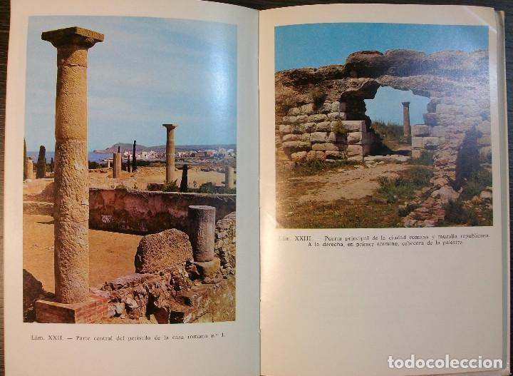 Libros: AMPURIAS. GUIA ITINERARIA. E. RIPOLL PERELLO. 1976 - Foto 5 - 118068623
