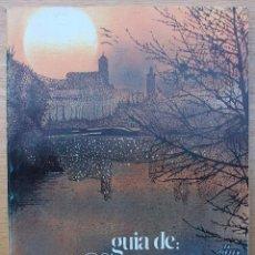 Libros: GUIA DE GIRONA. 1986-87-88. Lote 118068855