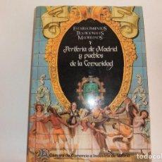 Libros: PERIFERIA DE MADRID Y PUEBLOS DE LA COMUNIDAD. Lote 118076263